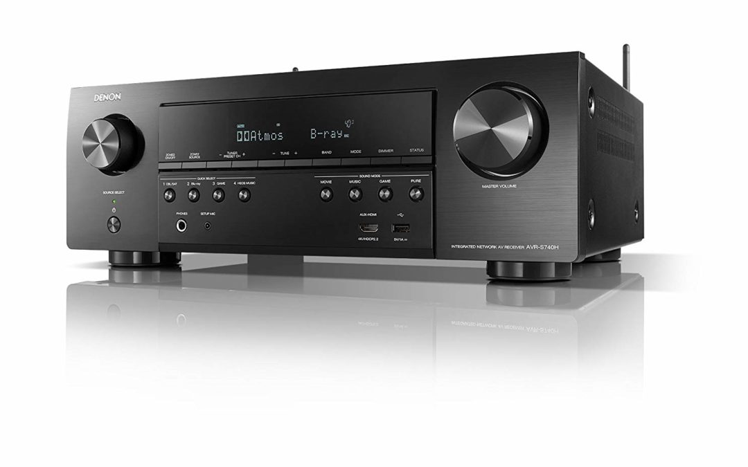 The Best AV Receivers under $500 – Our Buying Guide