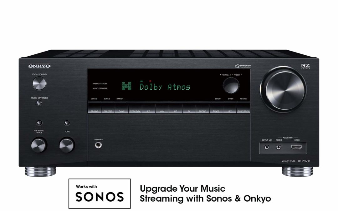 Review of Onkyo TX-RZ630 – The Ultimate Home Theater Experience
