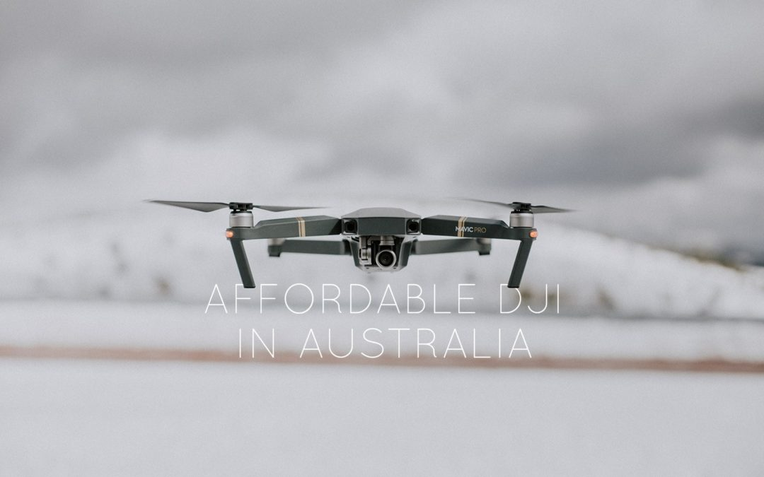 Latest Barn Find – Affordable DJI gear in Australia
