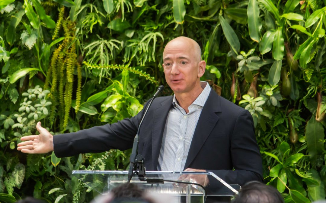 How Much Did the Divorce of Jeff Bezos Cost Him?