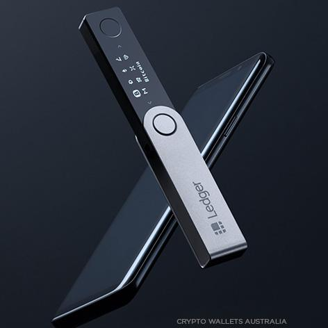 Hardware Bitcoin Wallet: Ledger Nano X