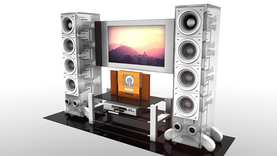 Flatter your guests with the best Home Entertainment Setup!