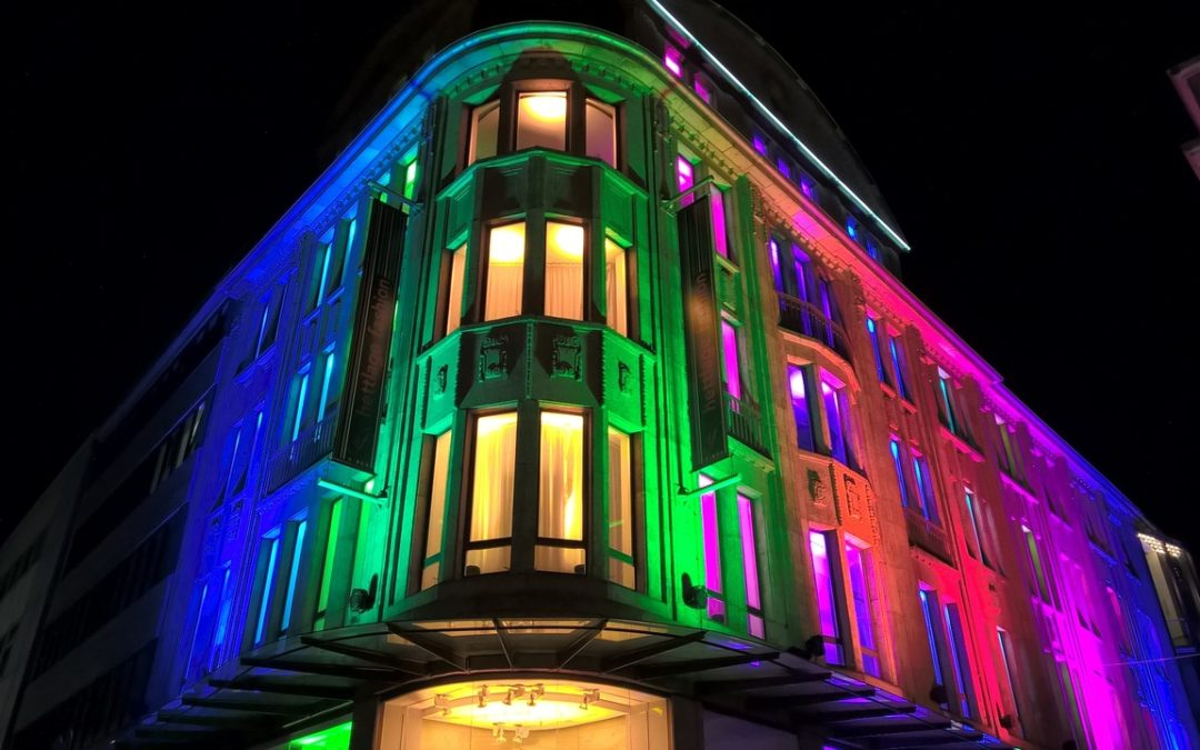 5 Things to Know Before Investing in Façade Lighting